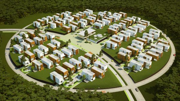 Проектировать будут кварталами