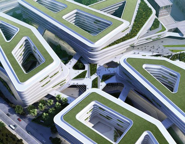 Официальный сайт архитектурного бюро