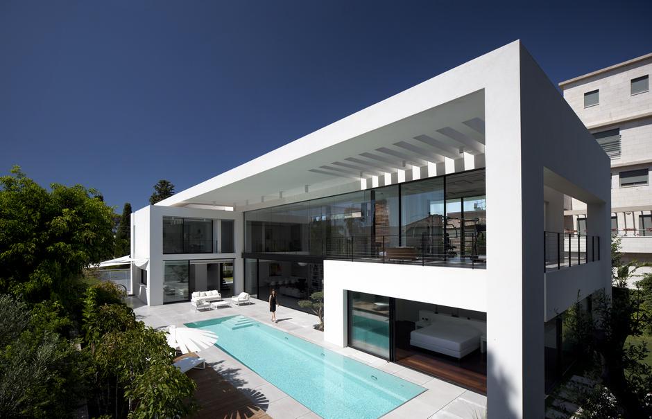 Дизайн современной архитектуры