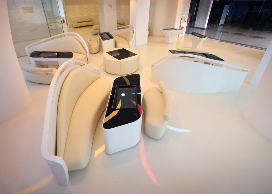 Modern international touch designes by