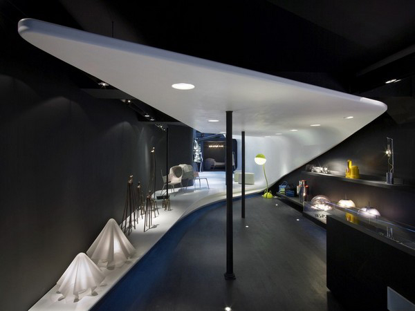 Современное выставочное пространство
