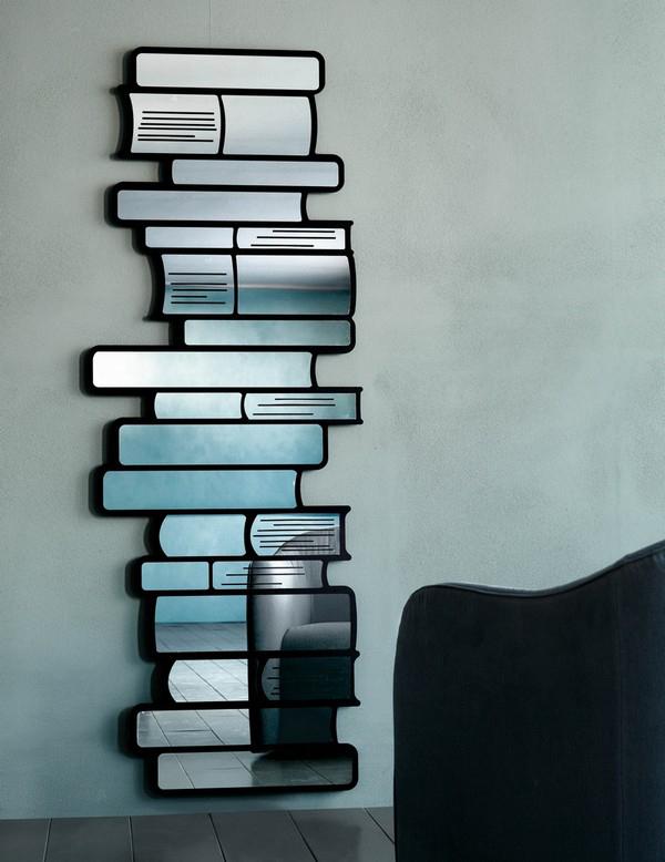 Зеркало Books от компании Casamilano.