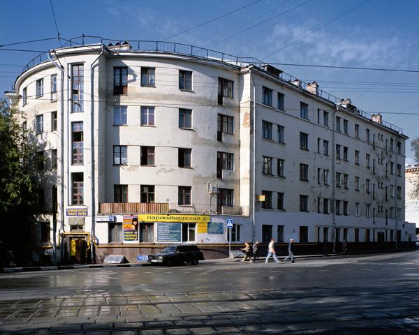 Комплекс жилых домов по улице