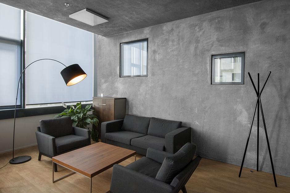 Отделка стен: бетон в интерьере, 6 способов как создать эффект