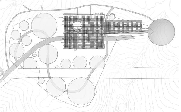 Схема Района Технопарк - на